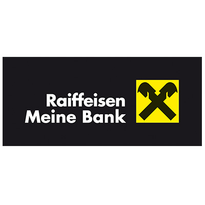Hauptsponsor Raiffeisen Bank